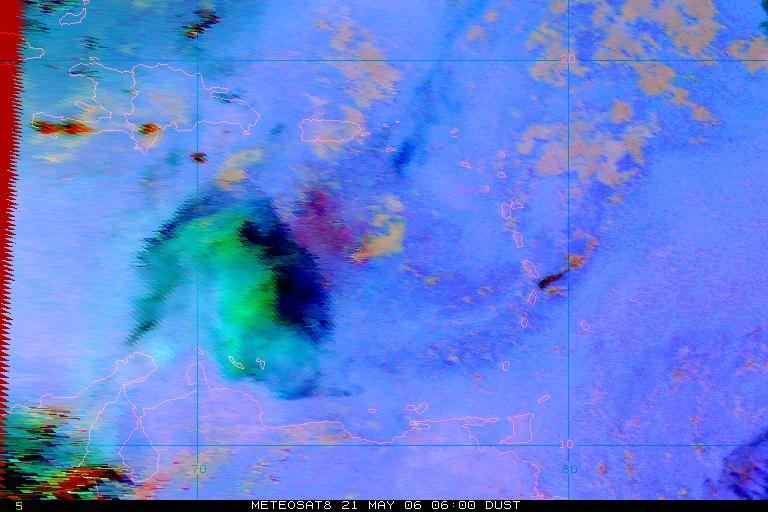 Met-8, 21 May 2006, 06:00 UTC