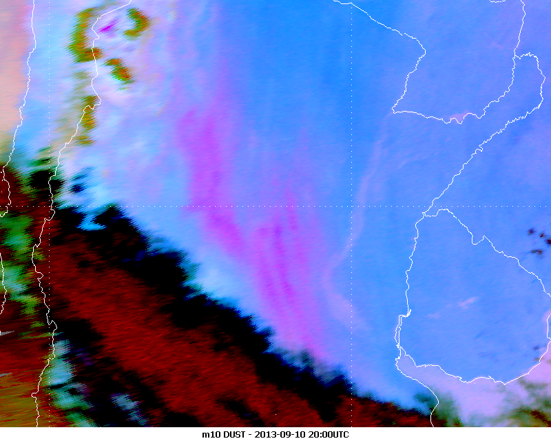 Met-10, 10 September 2013, 20:00 UTC