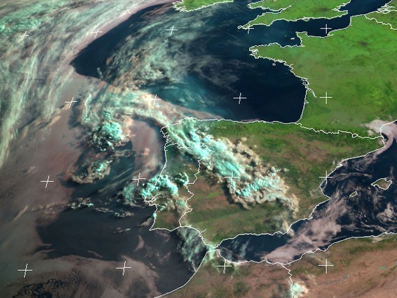 Met-9, 19 June, 06:00 UTC
