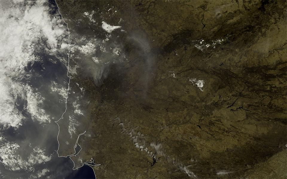 Sentinel-3, 18 June, 10:45 UTC