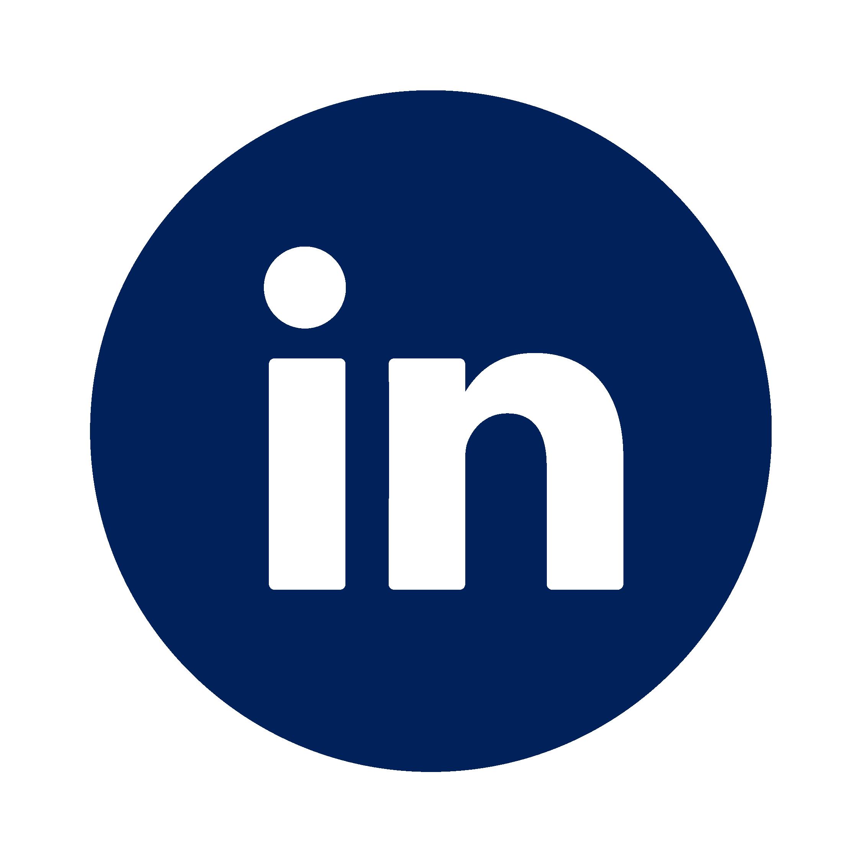 linkedin - social icon