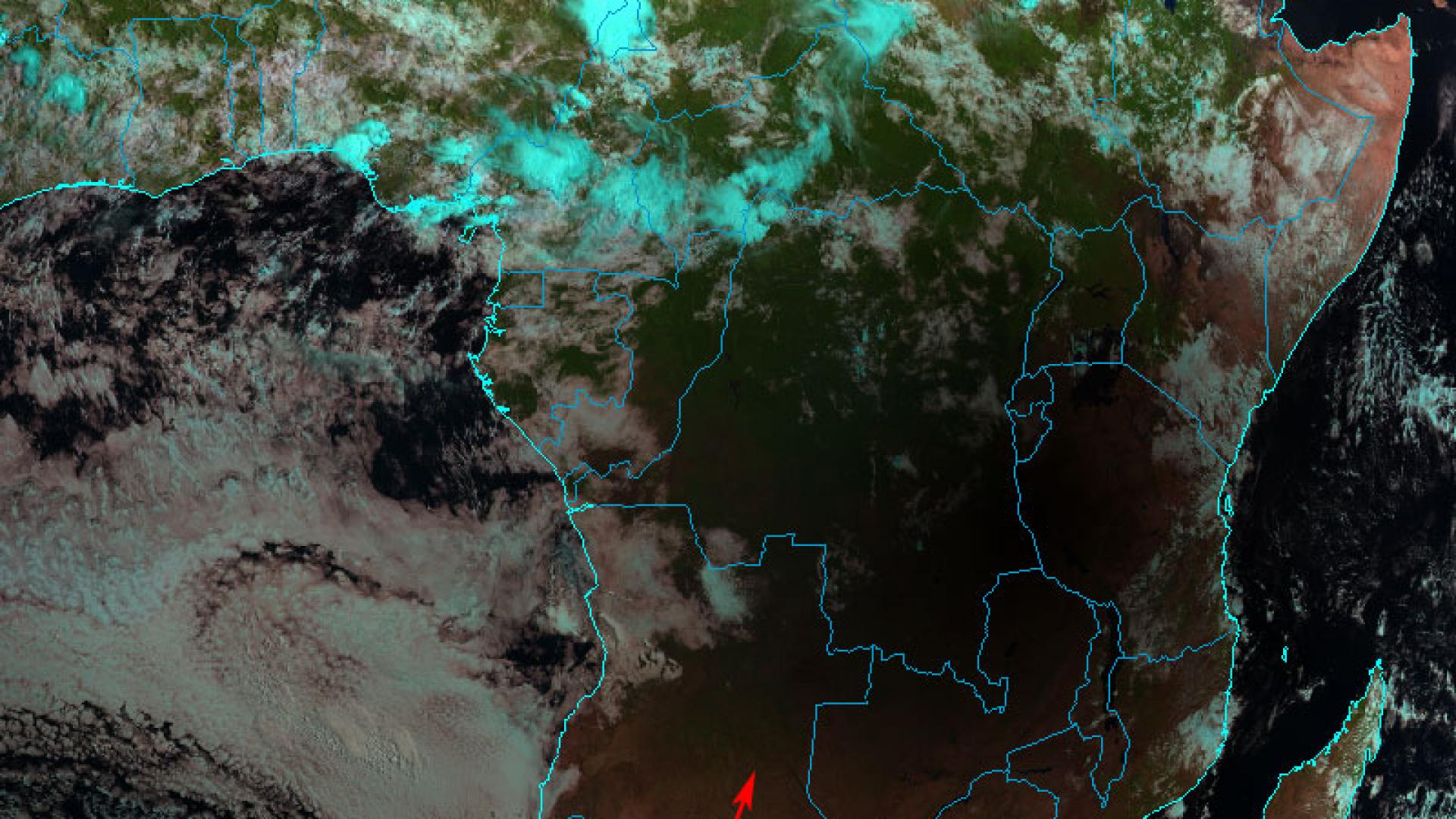 Rare ring-of-fire eclipse over Africa