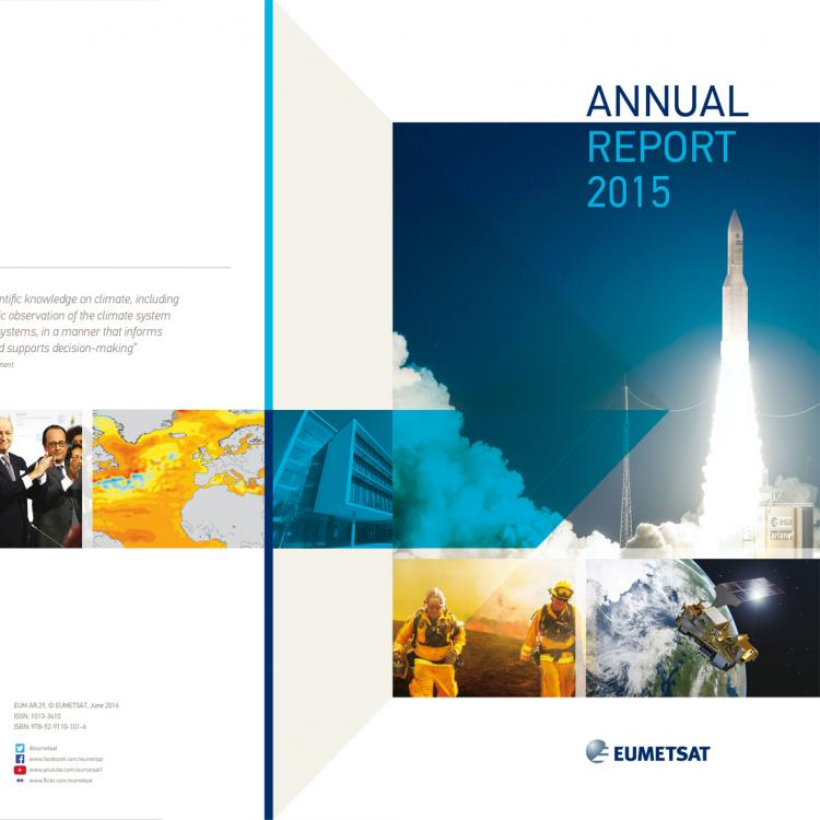 Annual Report 2015 Cover