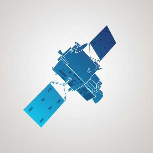 MTG-I satellite illustration