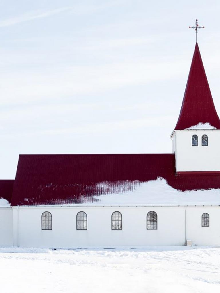 Discussing Iceland's severe winter weather